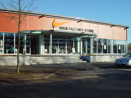 get cheap f7fff 82e72 Nike Factory Store - Demex Park - Wustermark b.