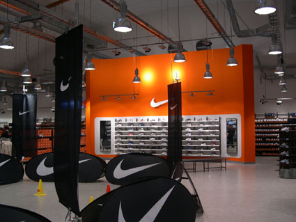 best website b84dc fb9b6 Nike Factory Stores
